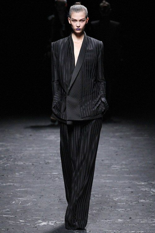 Haider Ackermann S/S 2013, Paris Fashion Week