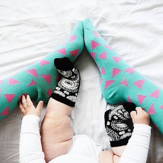 Special moments begin with #Happiness. : @nininoes #Triangle #HappinessEverywhere #HappySocks