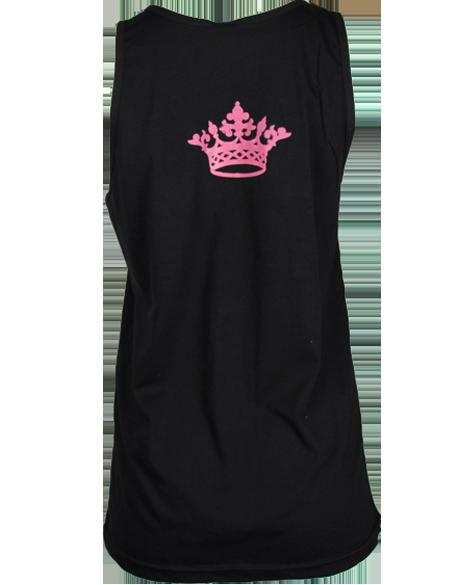 Make It Reign Tank by Adam Block Design | Custom Greek Apparel & Sorority Clothes | www.adamblockdesign.com