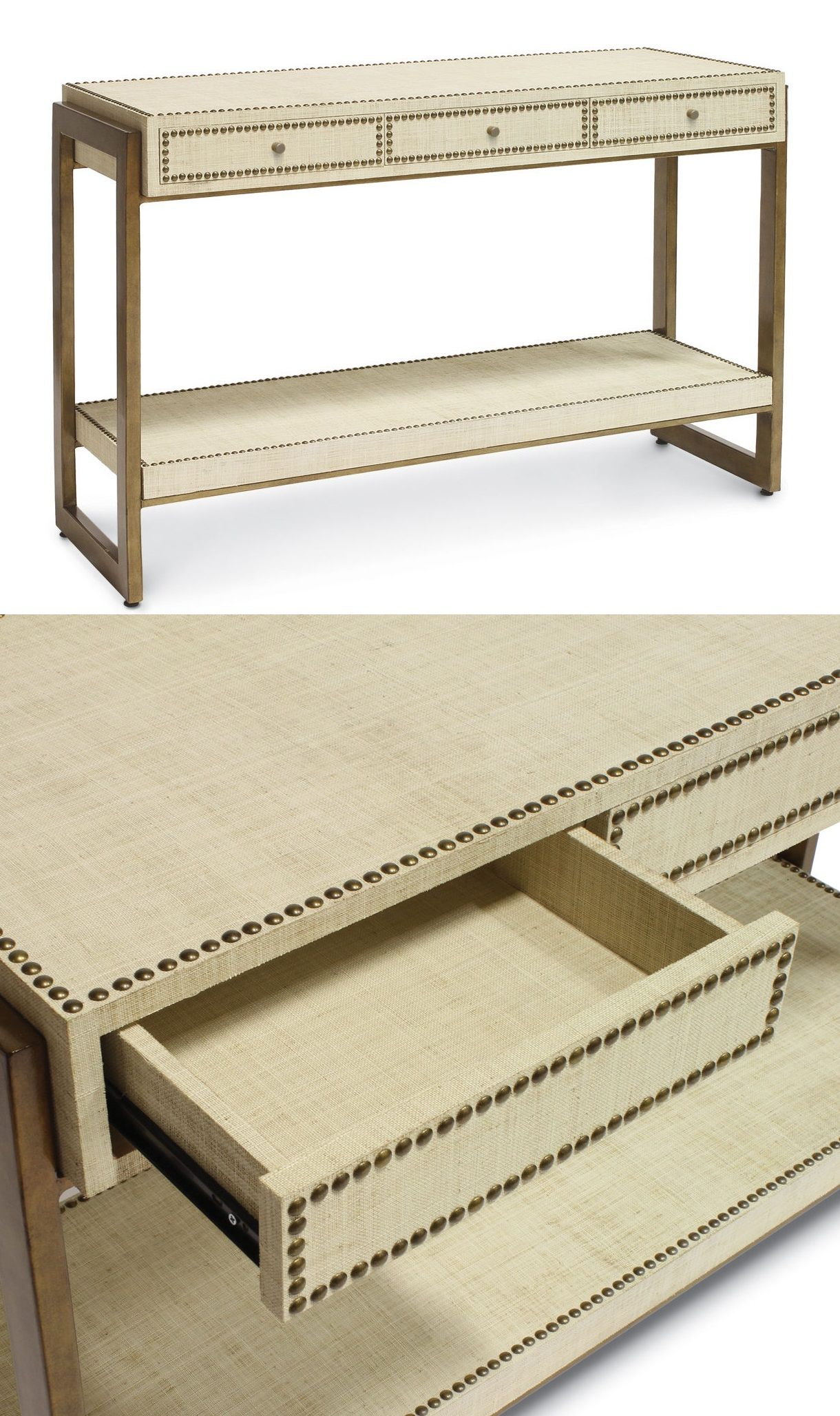 Hotel Room Furniture: Console Table