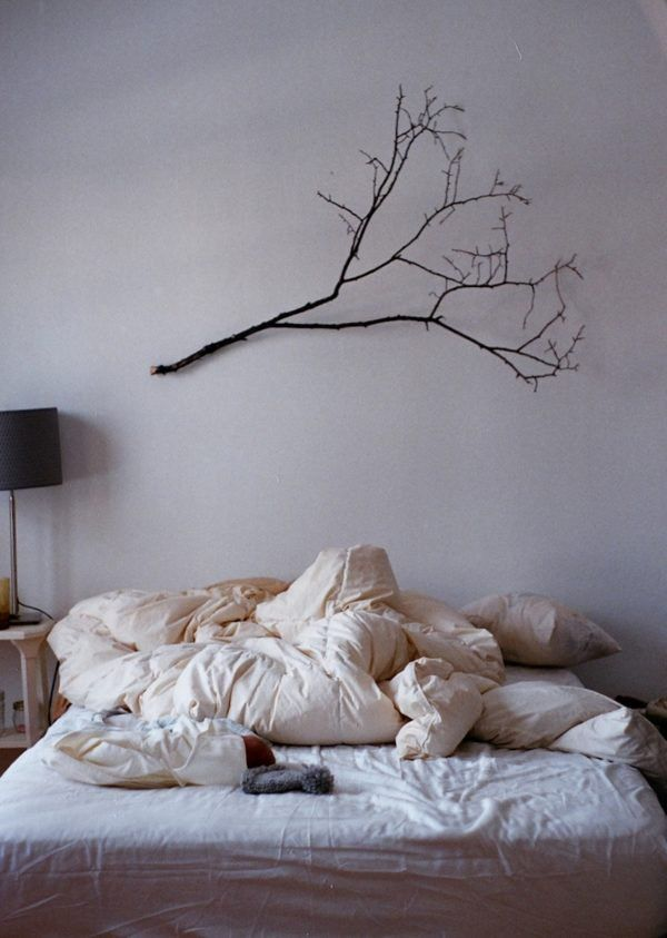 60+ Simple U0026 Creative Ideas To Use Wood Branches Into Your Home Decoration