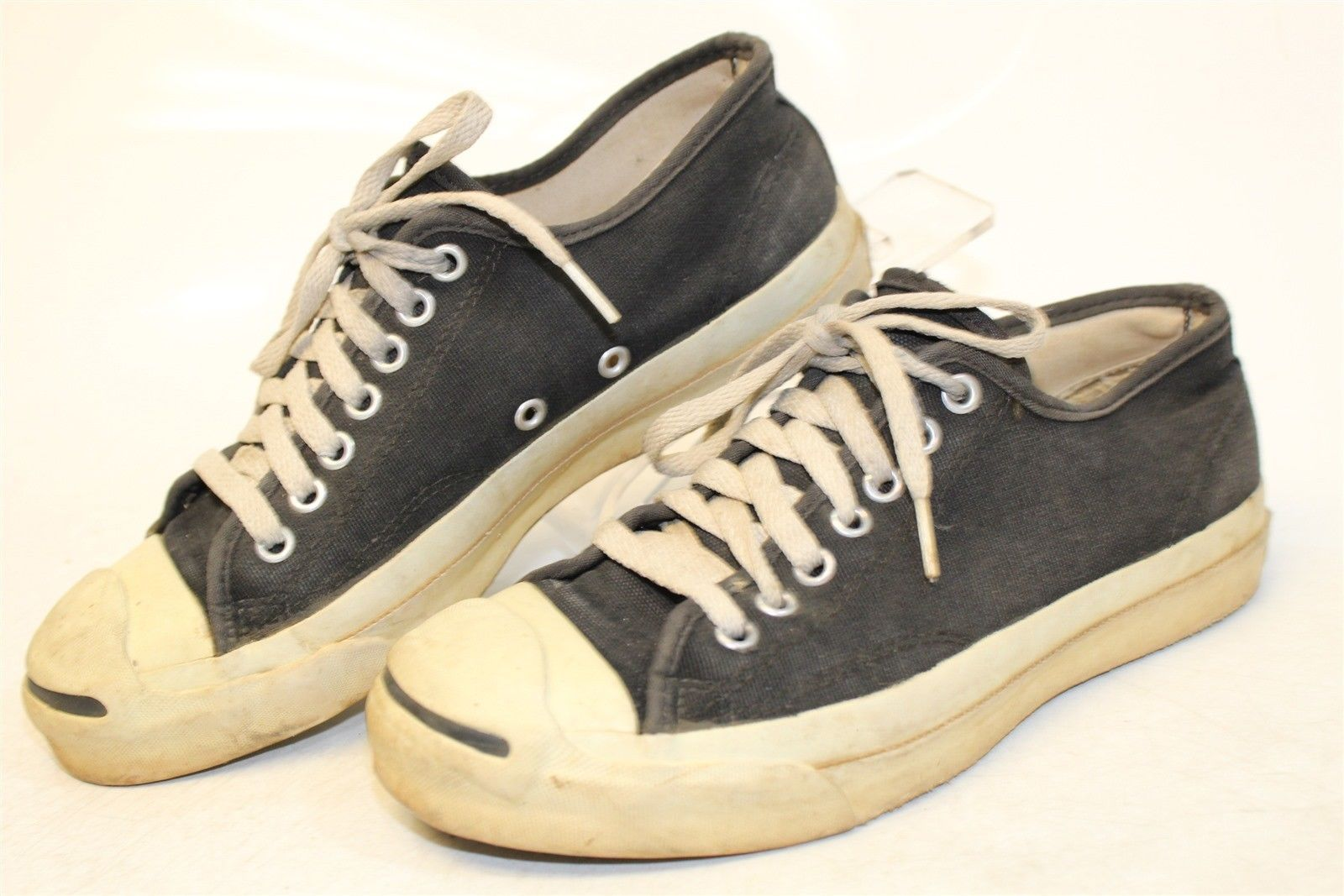 703856de96a5 Converse Vintage Jack Purcell USA Made Men s 7 OG VTG Sneakers Shoes gx