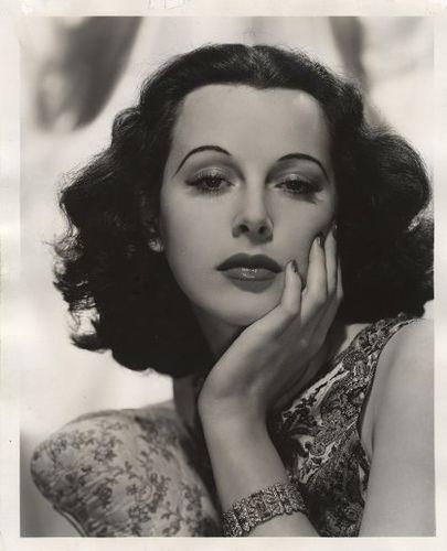Hedy Lamarr Fotos Antiguas Actrices Historia Del Cine