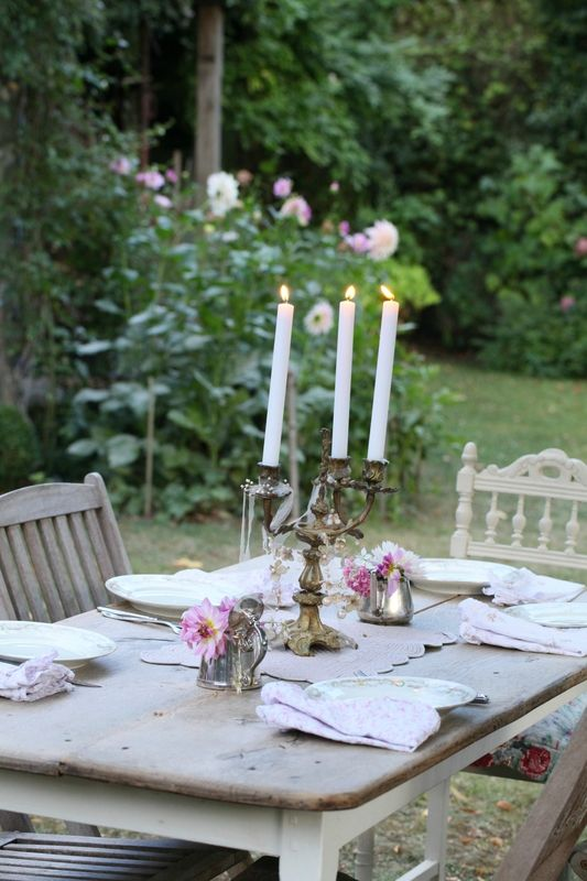 D ner entre amis grange de charme diner entre amis for Diner simple entre amis