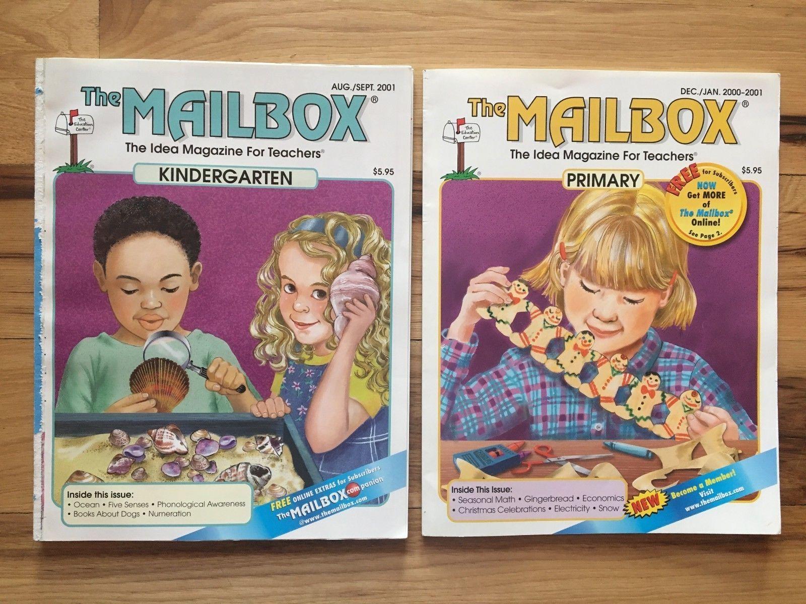 Mailbox Magazine Primary And Kindergarten