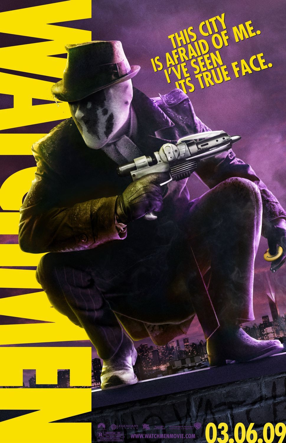 Return to the main poster page for Watchmen
