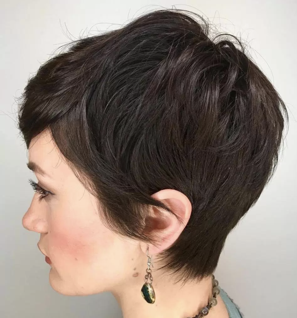 Pin by jessika mcinturf on hair pinterest pixies short hair
