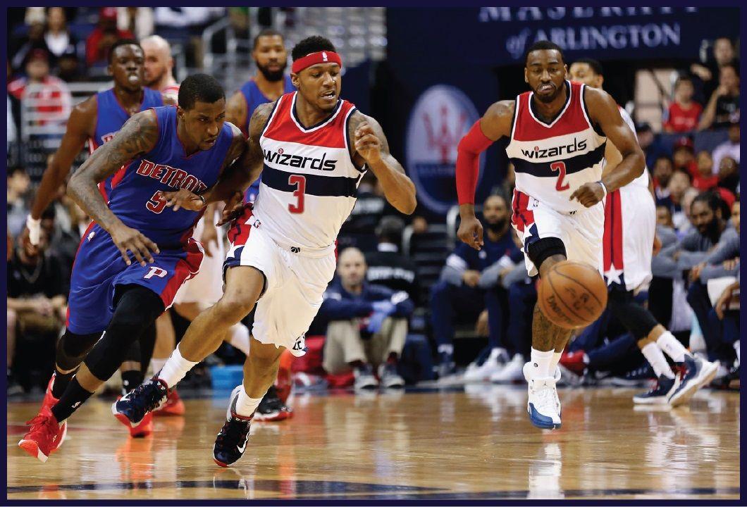 Watch Now Detroit Pistons vs Washington Wizards Live