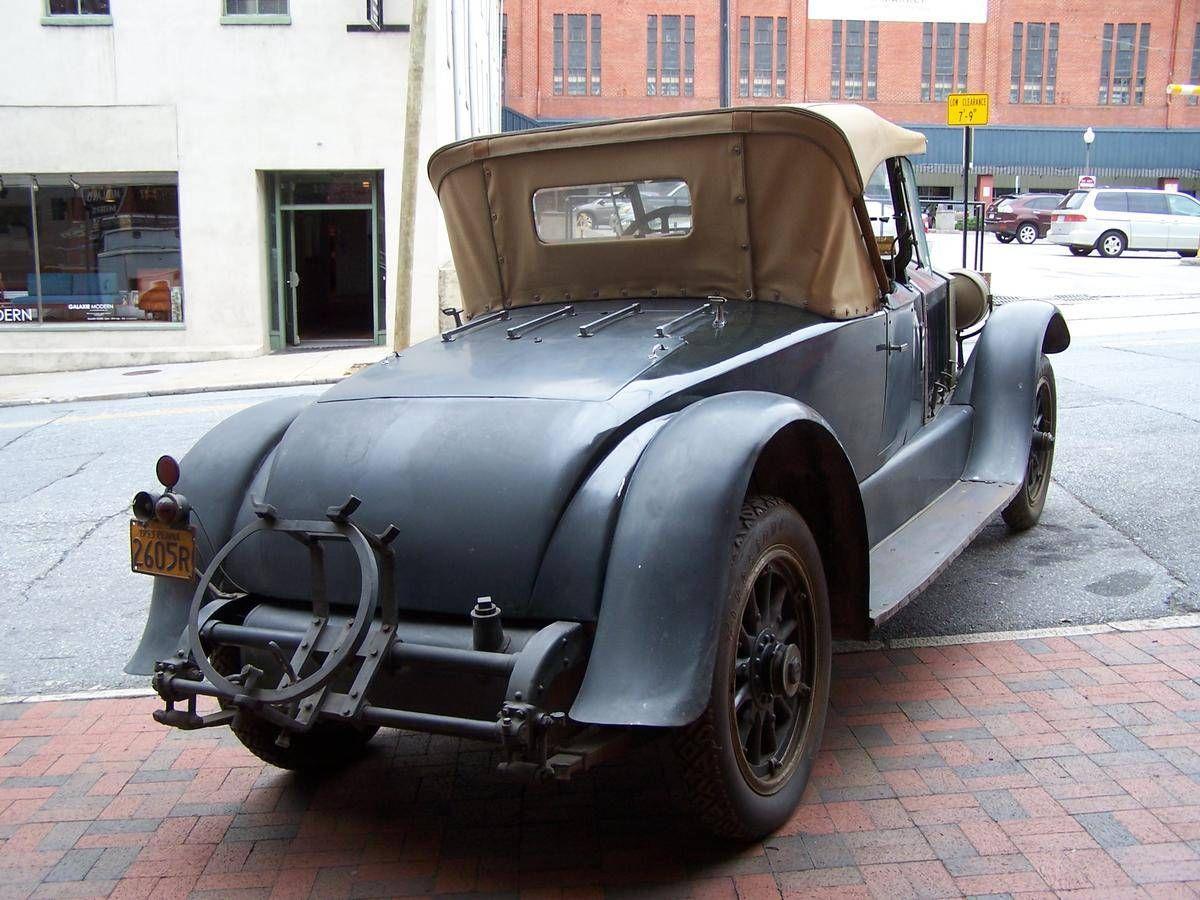 1924 McFarlan TV-Six Roadster | McFARLAN | Pinterest | Cars and Vehicle