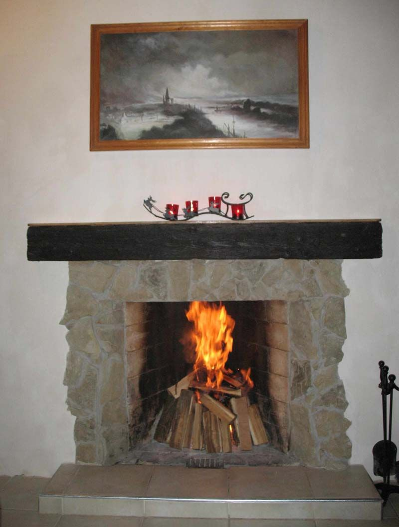 Rumford Fireplace Romania