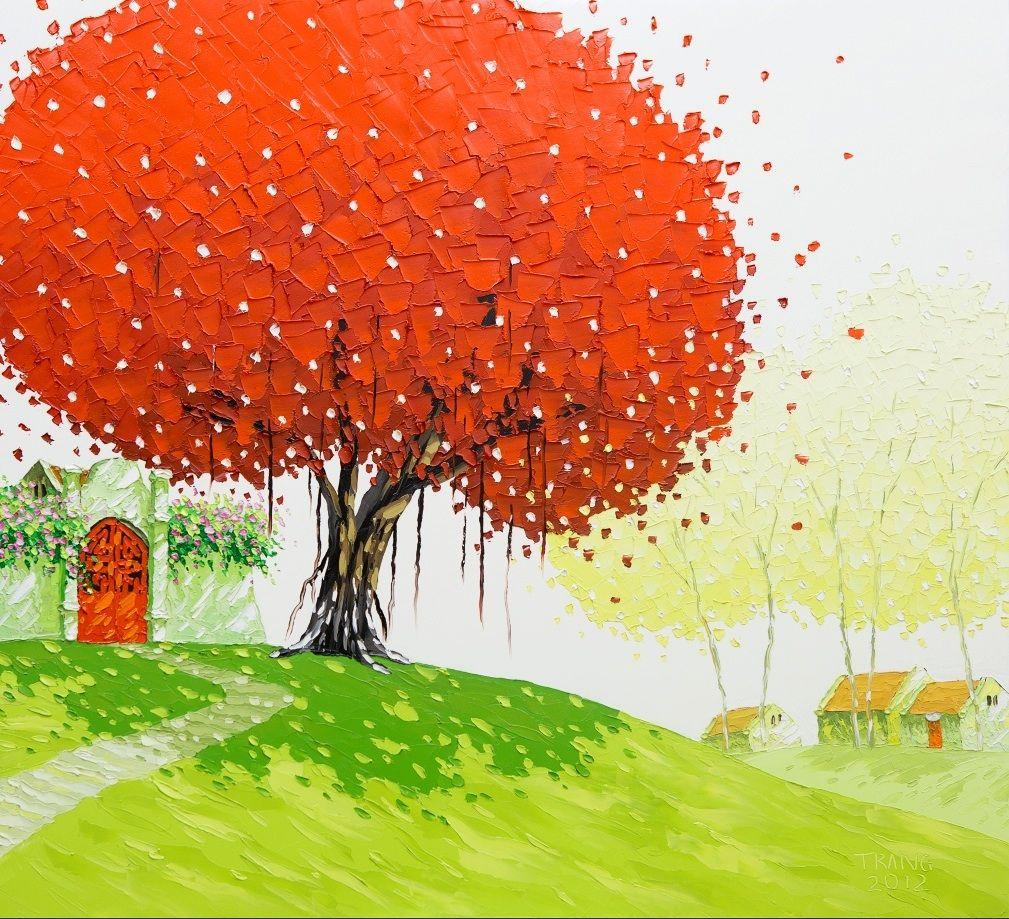 Phan Thu Trang's illustrations