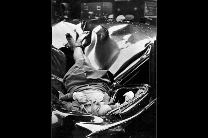 Evelyn Mchale Alive Evelyn McHale, de 23 a...