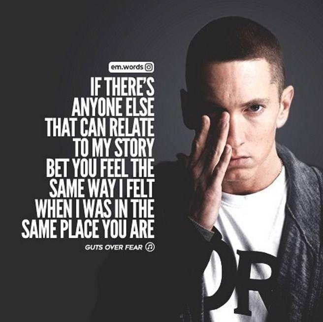 Pin by Theo Alexandra on Eminem in 2019   Eminem lyrics