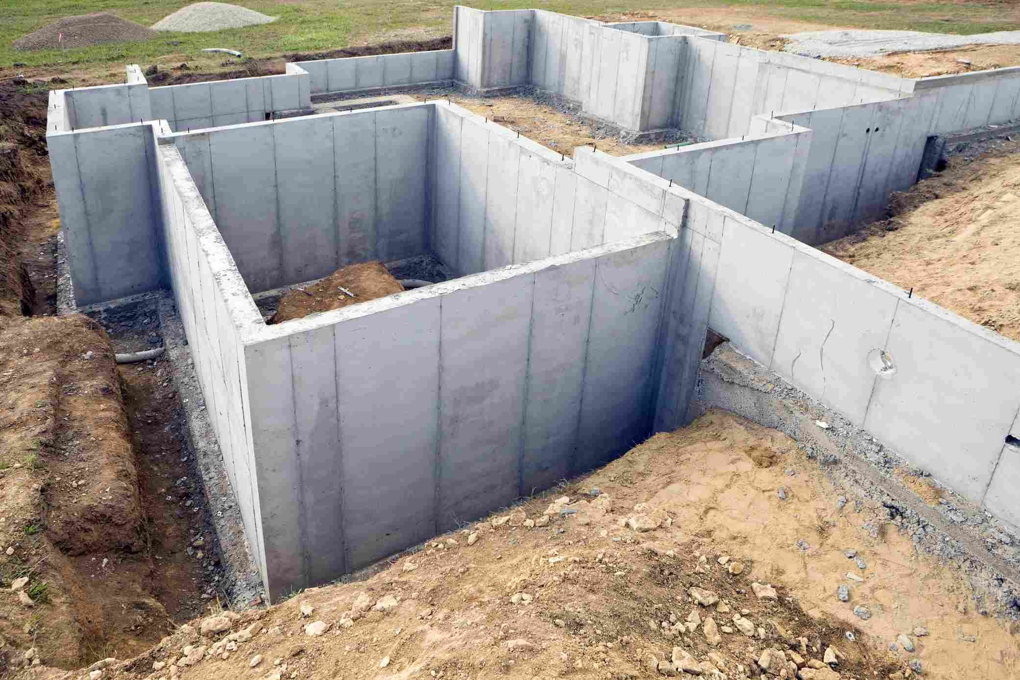 What Are The Types Of House Foundations Building Foundation