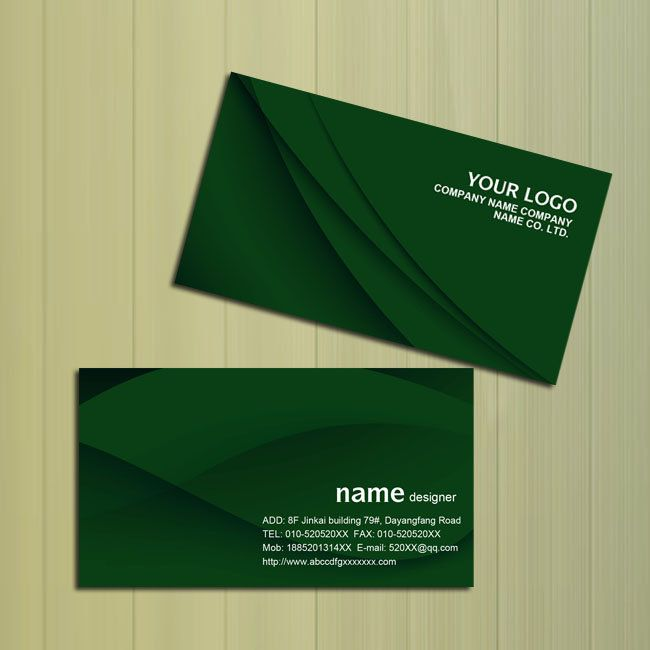 Green environmental protection card psd templates download card green environmental protection card psd templates download card httpweili colourmoves Images