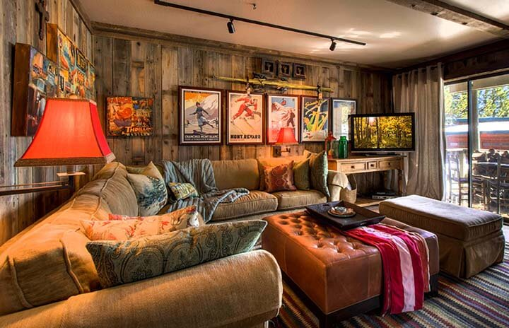 Movie Posters As Home Decoration Items Attractive Reviews Rustic Family Room Decor