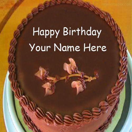 Happy Birthday Cake With Photo Editing Online Cake Recipe