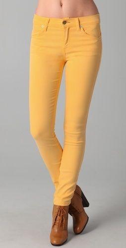 TEXTILE Elizabeth and James Lou Skinny Jeans - StyleSays