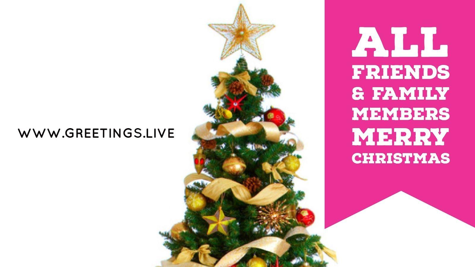 Latest English Greetings On Christmas Festival Greetings Live