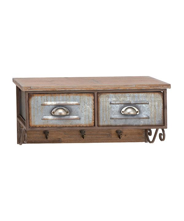 Take a look at this Country Chic Wall Shelf on zulily today!
