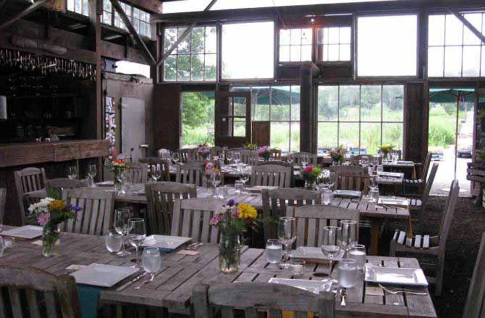 Blooming Hill Events Rustic Venue With All Locally Grown Organic Produce In Orange County Ny