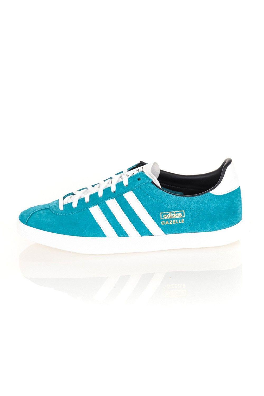 chaussure adidas femme gazelle turquoise