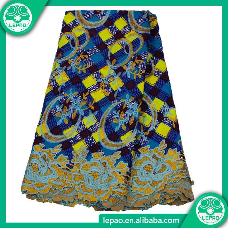 2017 Wholesale Super Wax Hollandais Dutch Hollandaise Wax Fabric