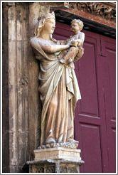 Mater Salvatoris.  Cathedrale St-Sauveur.Aix-en-provence