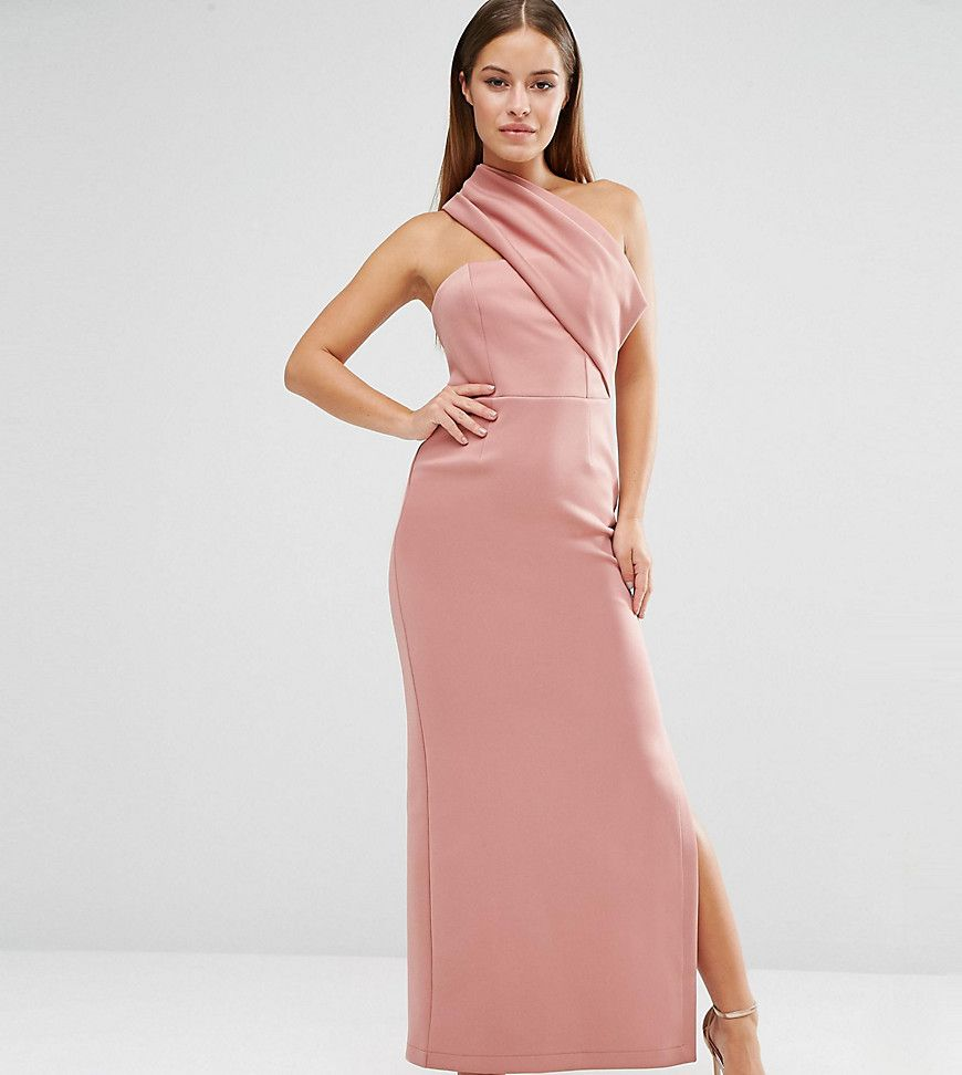 Get this Asos Petite\'s tube dress now! Click for more details ...