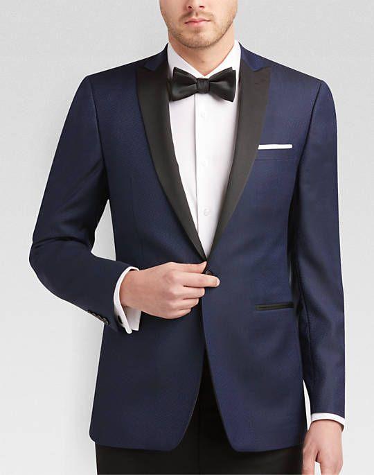 9fe3c7a59b4 Calvin Klein Navy Dinner Jacket - Mens Sport Coats