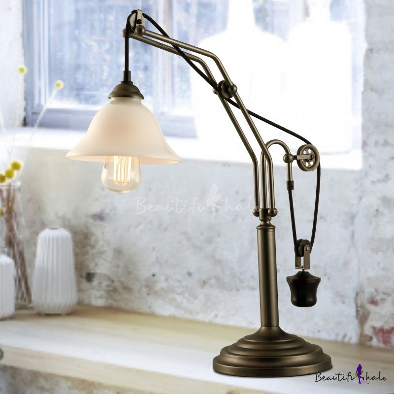 farmhouse metal lamp shades