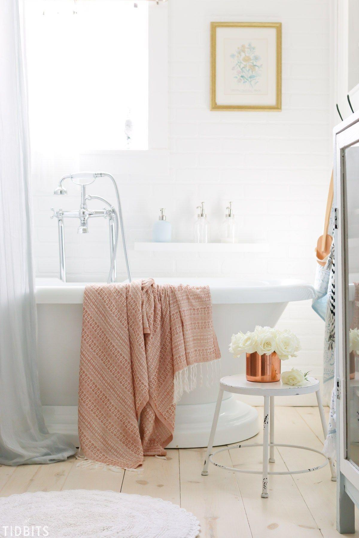 Fall Home Tour | h o m e | Pinterest | Girl bathrooms, Inspired ...