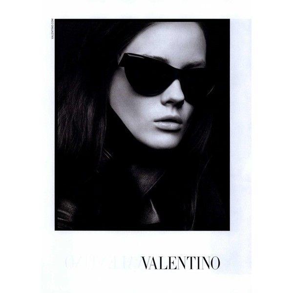 eebbc6a6e31 Valentino Ad Campaign Fall Winter 2010 Shot  11 - MyFDB ❤ liked on Polyvore