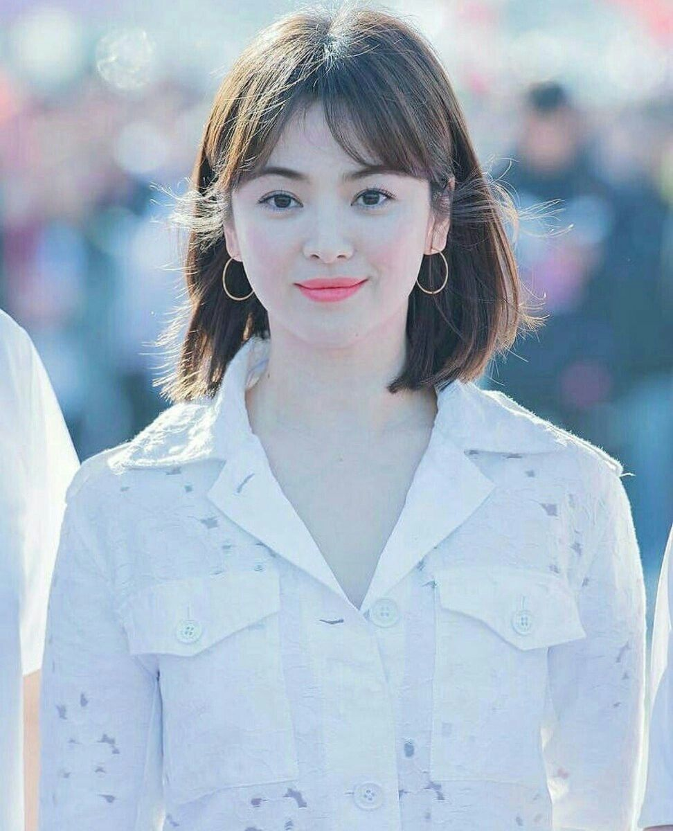 beauty song hye kyo | hair style in 2019 | song hye kyo hair