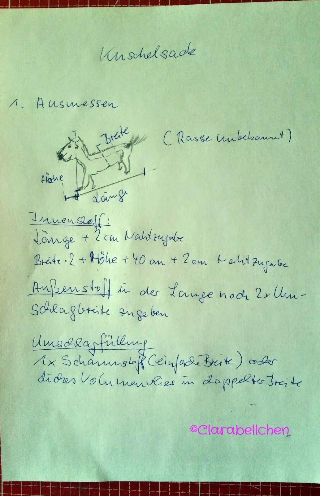 Kuschelsack für Hunde nähen, Anleitung für einen Kuschelsack | Hund ...