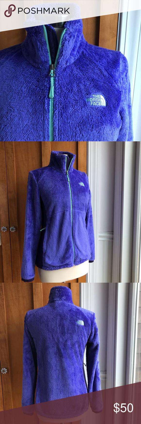 The North Face Purple Osito Fleece Jacket Fleece Jacket Clothes Design North Face Jacket [ 1740 x 580 Pixel ]