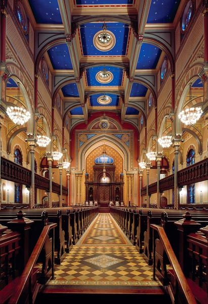 Central Synagogue New York City Synagogue Synagogue Architecture Place Of Worship