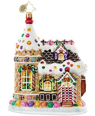 Christopher Radko Home Sweets Home Mid-Year Collectible Ornament   macys.com