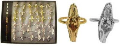 Wholesale Jewelry & Accessories - Rings