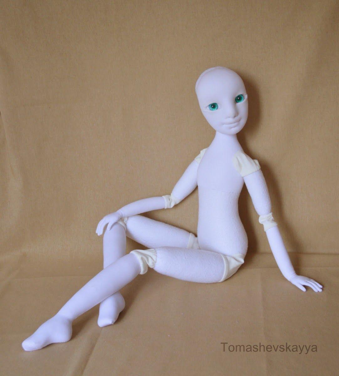 Шарнирная кукла: как сделать игрушку