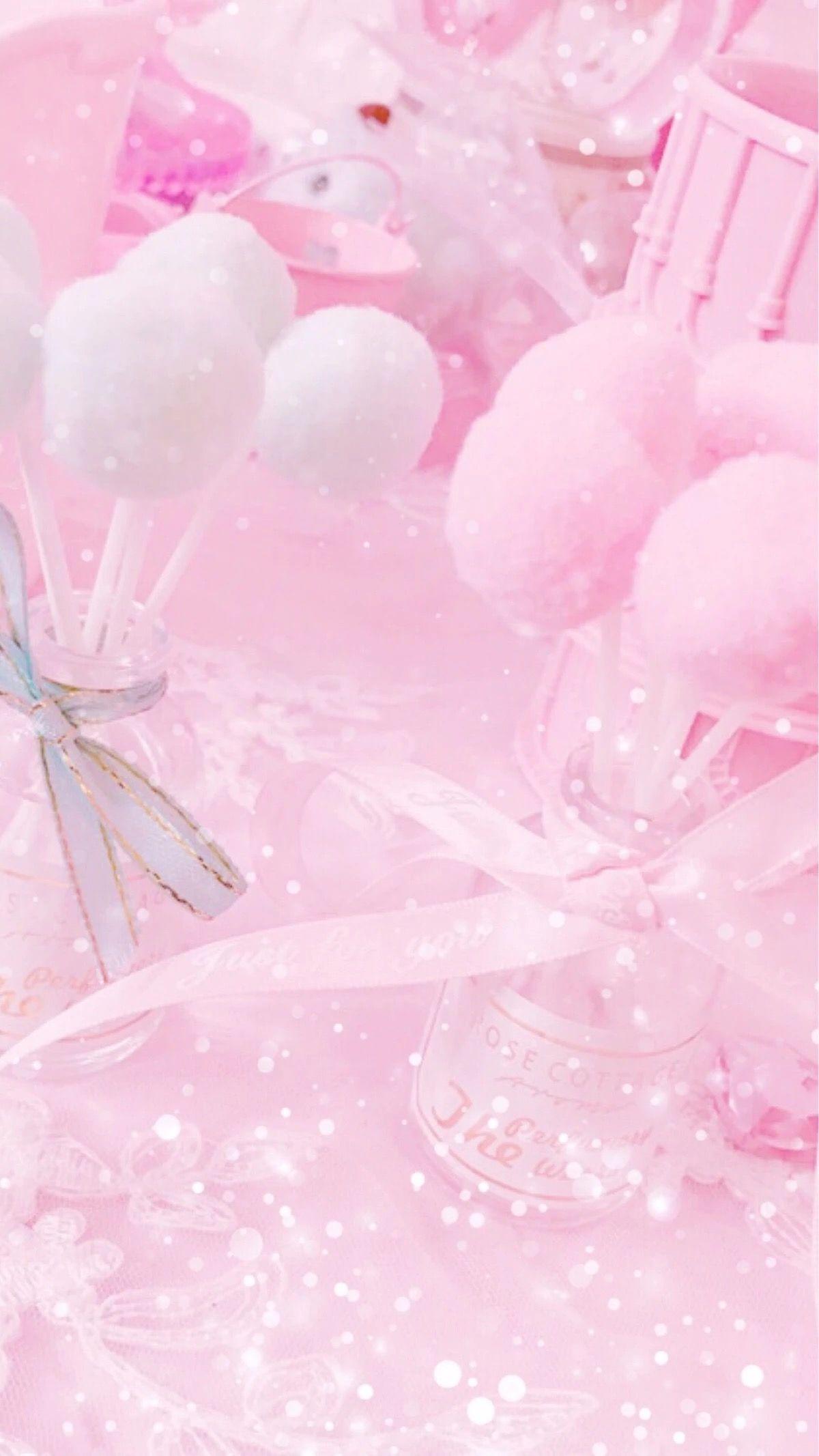 Aesthetic Wallpaper Cute Pink
