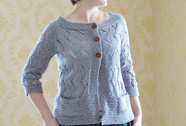Ravelry: Something Silver pattern by Veera Välimäki