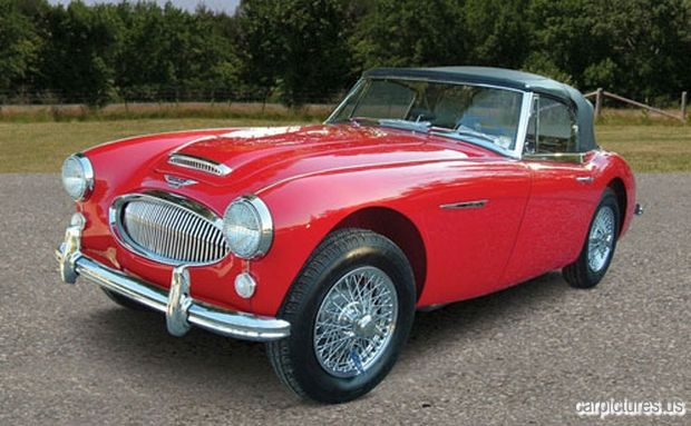 1963 Austin Healey 3000 MKII BJ7 Roadster   Car Pictures   Classic     1963 Austin Healey 3000 MKII BJ7 Roadster   Car Pictures