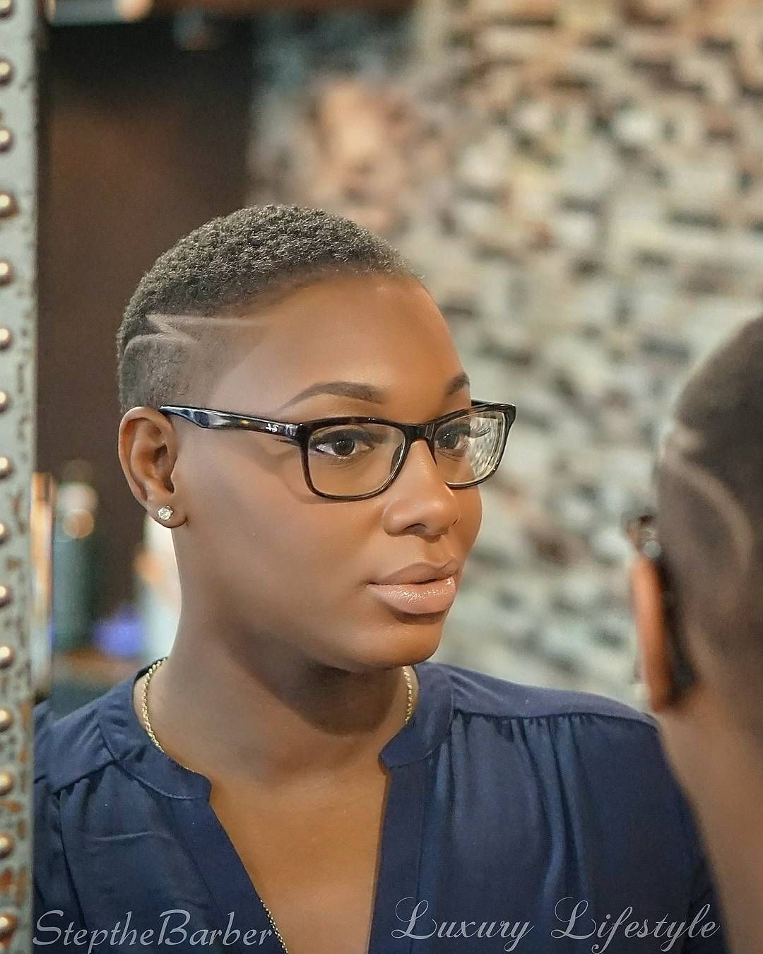 Barber Cuts For Black Ladies: Click Link For Prices & Appt's