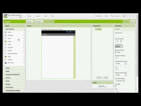 App Inventor 2 Simple Clock/timer Tutorial   App creators