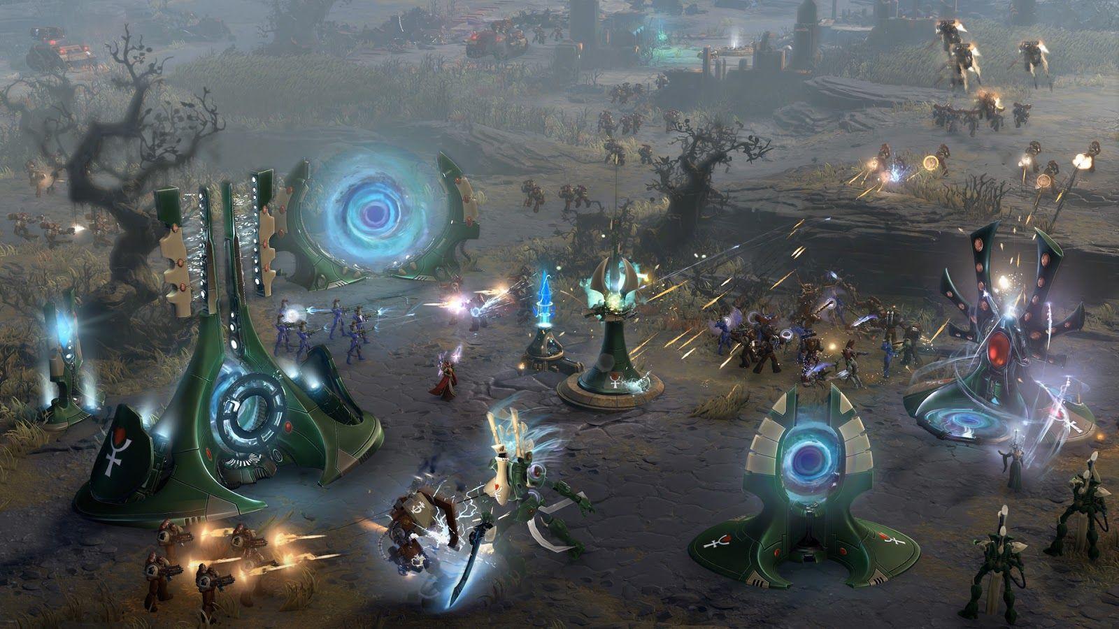 Warhammer 40,000 Dawn of War III Game Screenshot 14 War