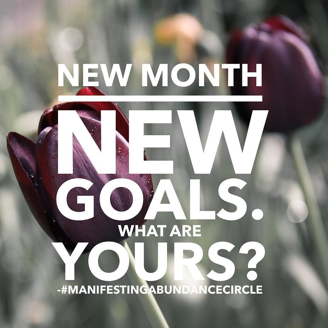 new month new goals what are yours you attain your goals when you new month new goals what are yours you attain your goals when you are willing