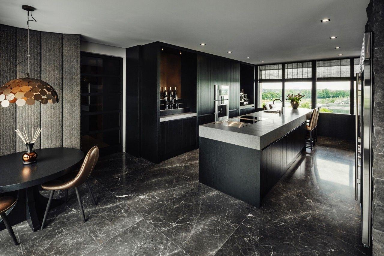 Mondrian arredamento ~ The netherlands private residence kitchen cravt mondrian
