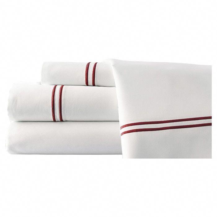 1000 Thread Count Stripe Egyptian Cotton Sheet Set Bedsheets2018