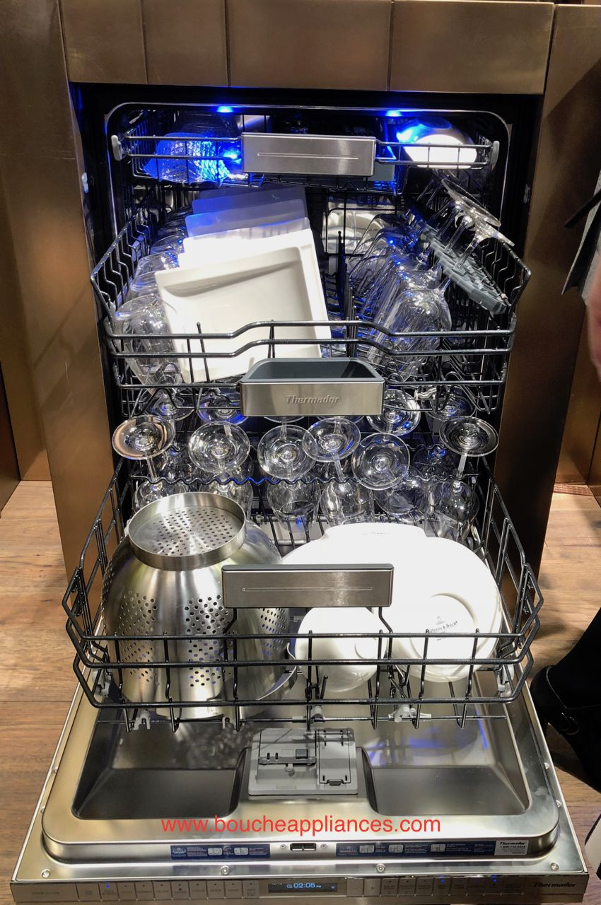 Kbiz 2018 Highlight Star Sapphire Thermador Dishwasher 20 Min Quick Cycle Can You Dishwasher Fit All Of Th Thermador Dishwasher Fitting Thermador Dishwasher